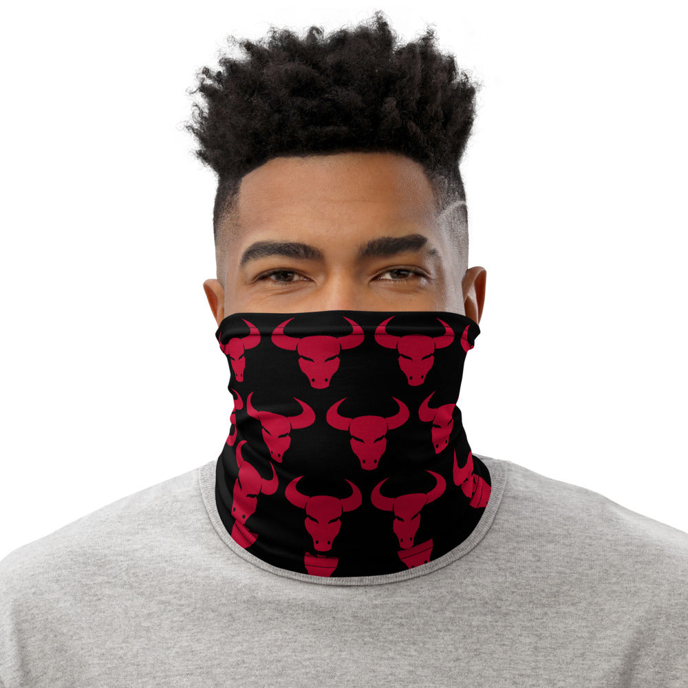 CHI TOWN BULL  Neck Gaiter - Beats 4 Hope