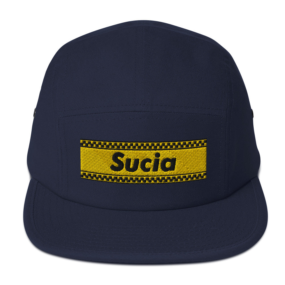 SUCIA YELLOW CAB  Camper Cap - Beats 4 Hope
