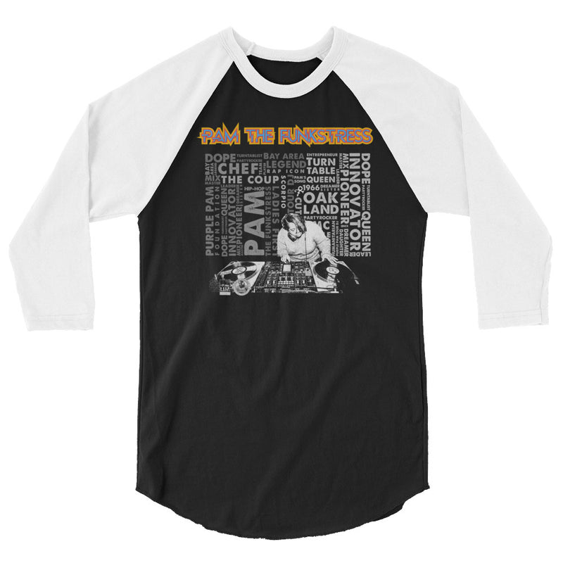 DJ PAM THE FUNKSTRESS ICON T-Shirt