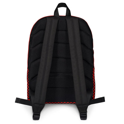 SUCIA - RED - Backpack - Beats 4 Hope