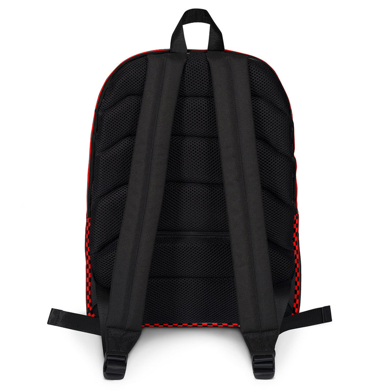 SUCIA - RED - Backpack