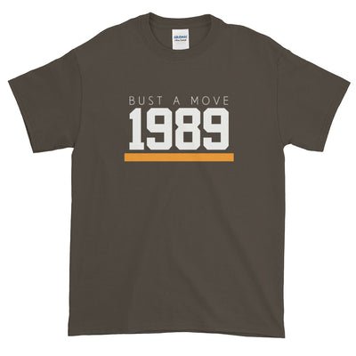 1989 BUST A MOVE MEN'S TEE - Beats 4 Hope