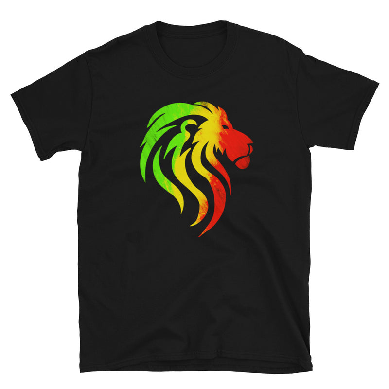 LEO THE LION - Reggae Lion T-Shirt