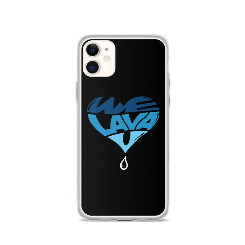 I LAVA U - iPhone Case - 1