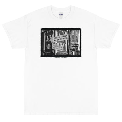 TIMES SQUARE  MEN'S X T-Shirt - Beats 4 Hope