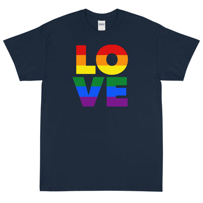 COLORFUL LOVE Men's T-Shirt - Beats 4 Hope