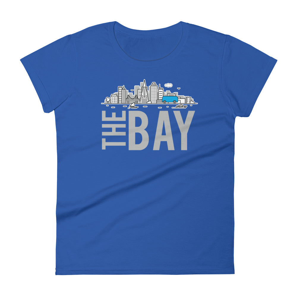 LavaMaeˣ The Bay Women's T-Shirt