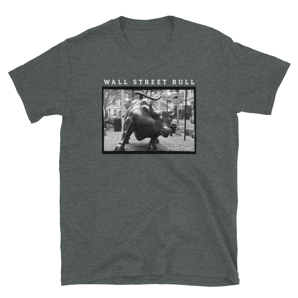 WALL STREET BULL Unisex T-Shirt - Beats 4 Hope