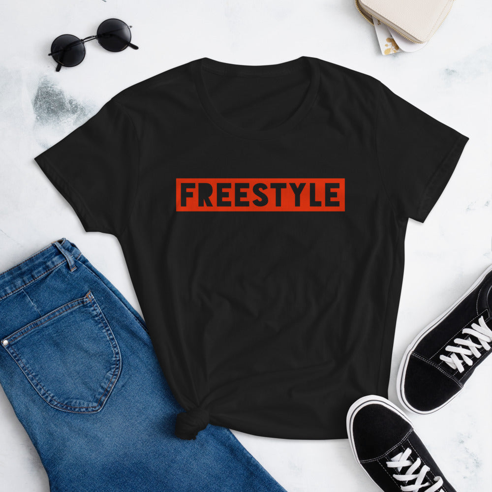 FREESTYLE - Boxed Women's T-shirt