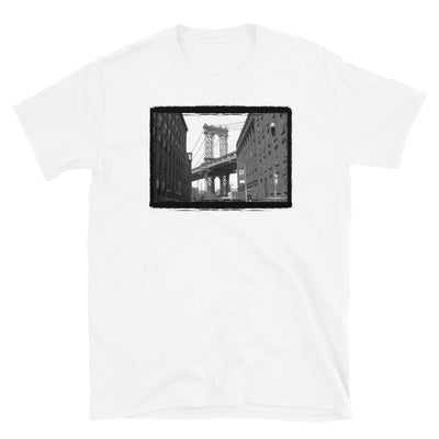 DUMBO, NY - Unisex T-Shirt - Beats 4 Hope