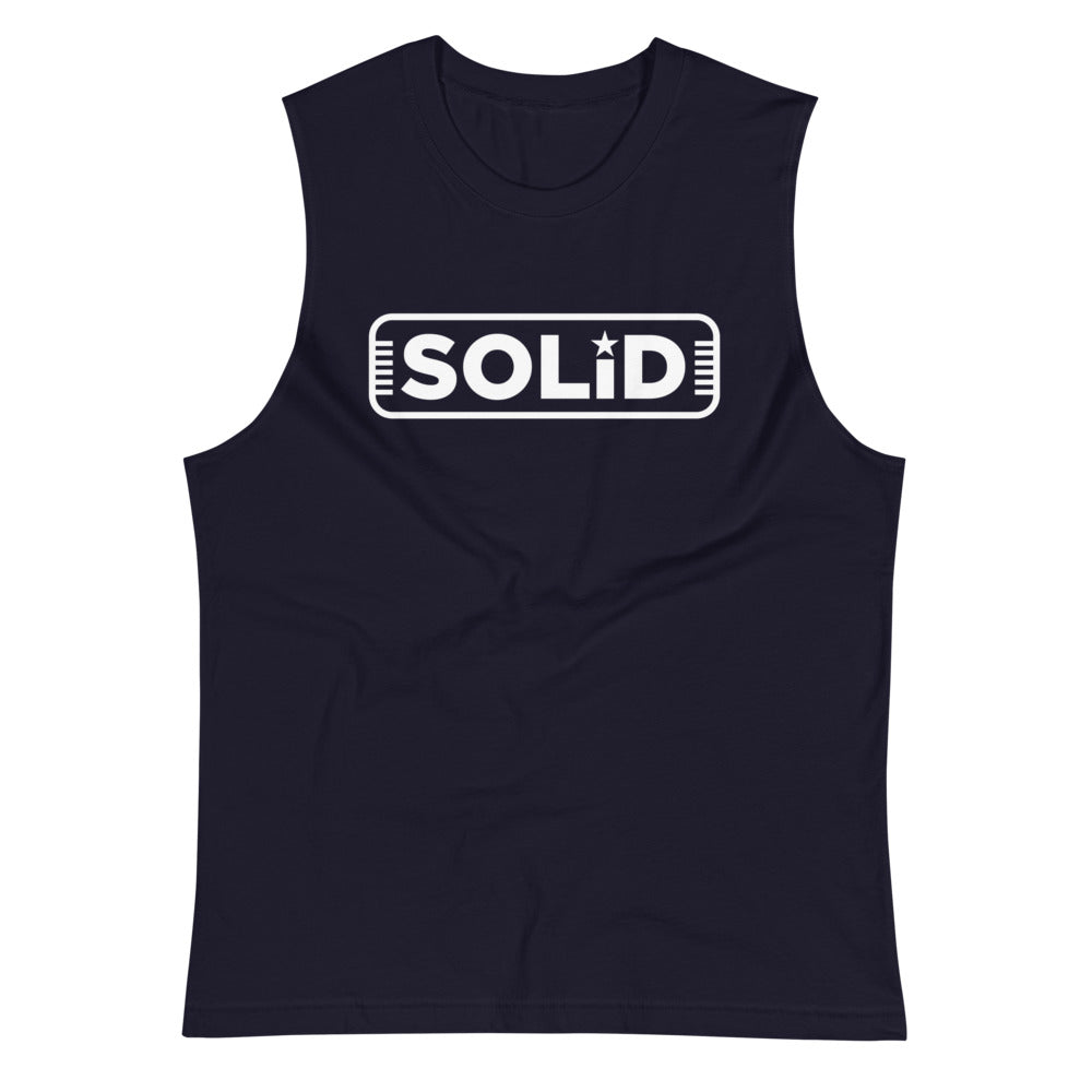 SOLID Muscle Shirt - Beats 4 Hope