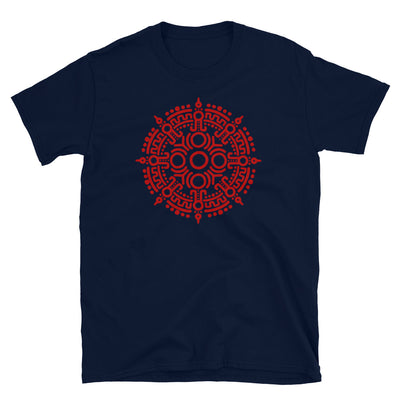 AZTEC TRIBAL SHIELD TEE - Beats 4 Hope