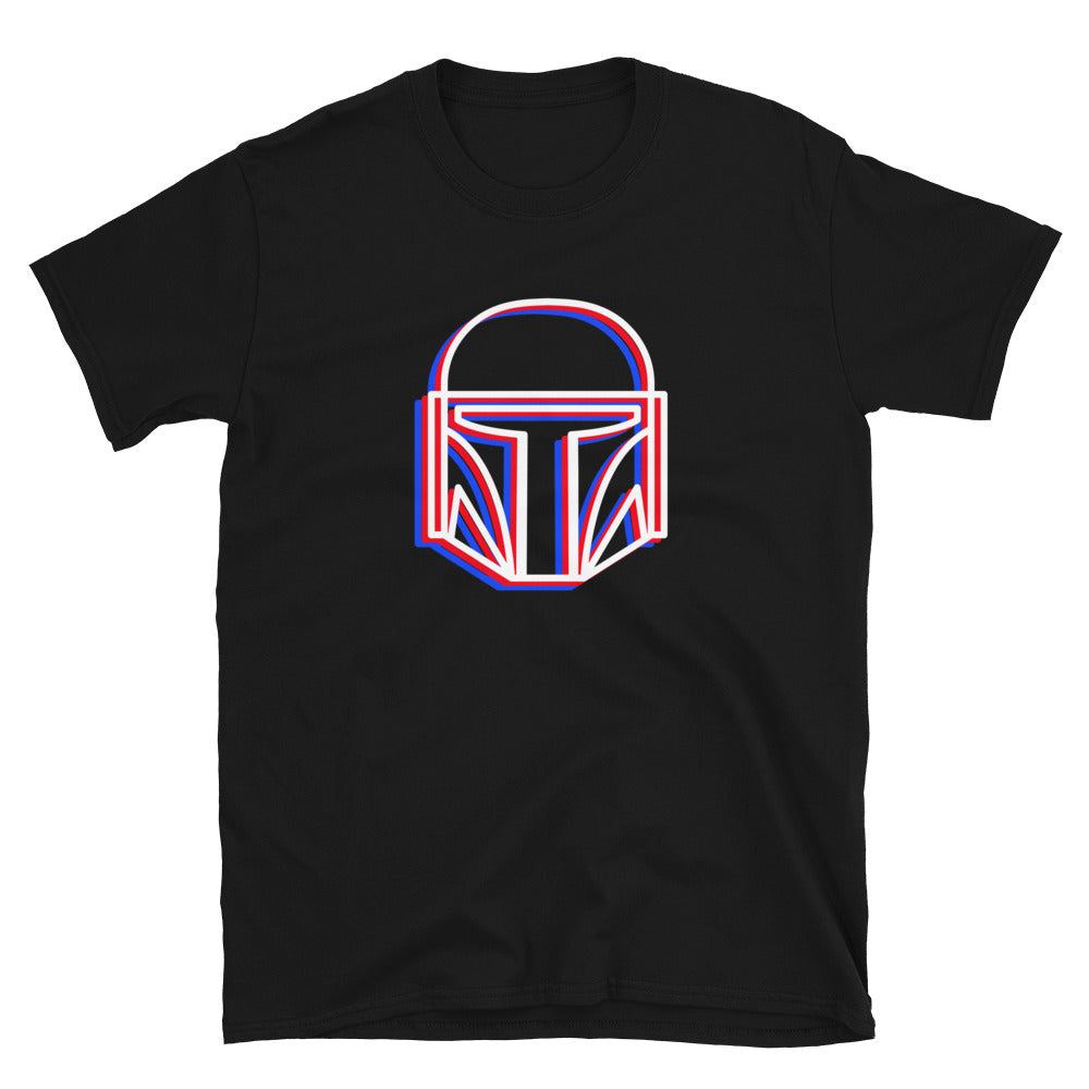 Mandalorian - 3D T-Shirt - Beats 4 Hope
