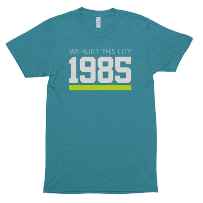 WE BUILT THIS CITY 1985 - Beats 4 Hope
