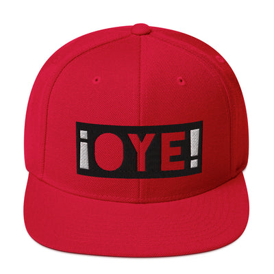 ¡OYE! Snapback Hat - Beats 4 Hope
