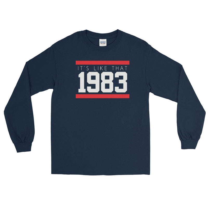1983 IT'S LIKE THAT TEE - Beats 4 Hope