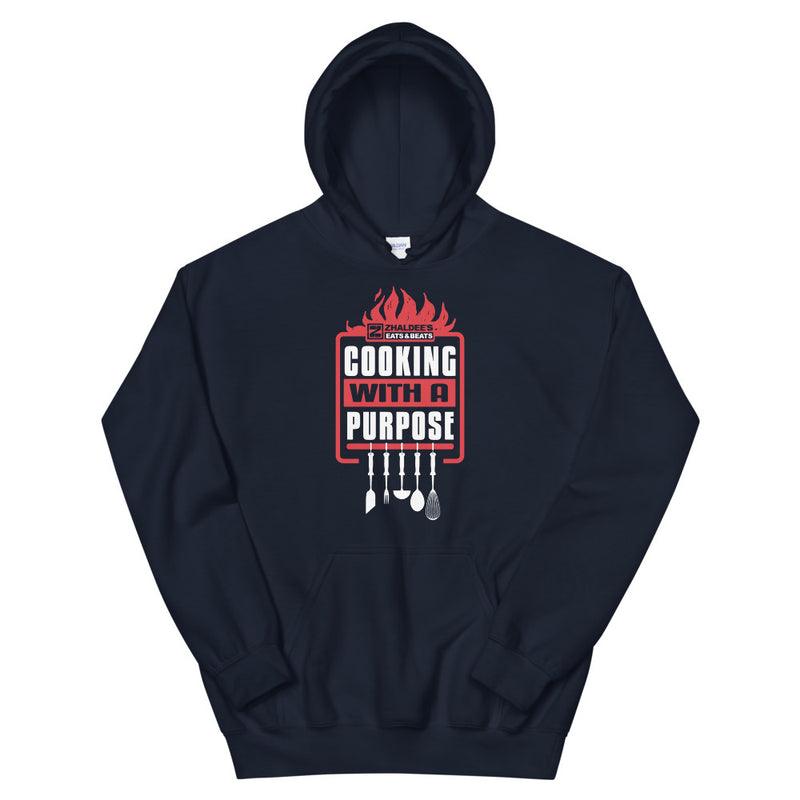 COOKING WITH A PURPOSE Hoodie - Beats 4 Hope