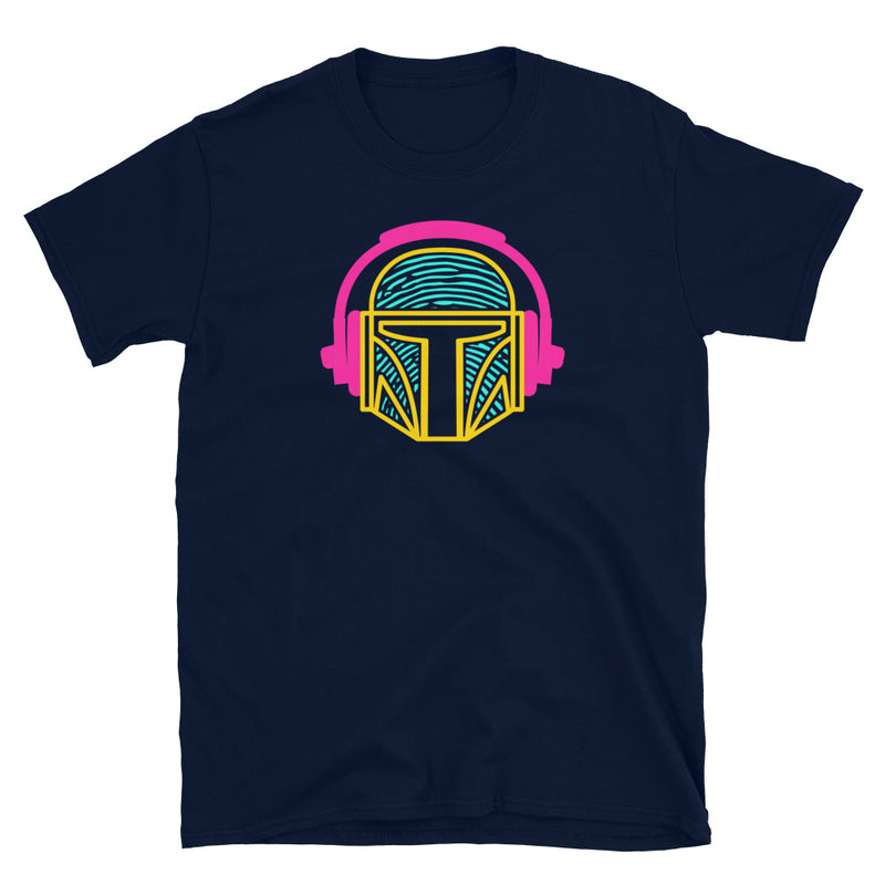 A CLUB DJ HERO'S HELMET T-Shirt