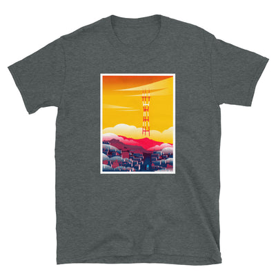 LavaMaeX San Francisco Bay T-Shirt - Beats 4 Hope