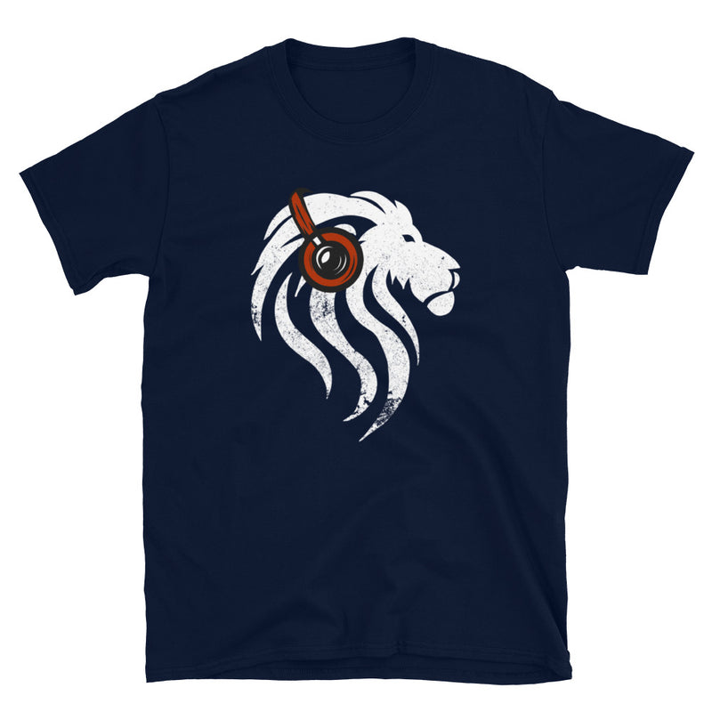 LEO THE LION - The Listener T-Shirt