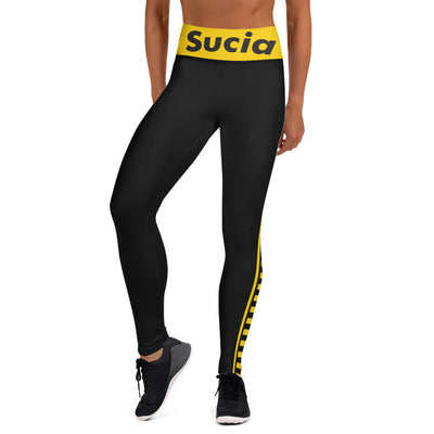 SUCIA Leggings with a pocket - Beats 4 Hope