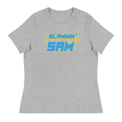 SLAMMIN' SAM LOGO Women's T-Shirt - Beats 4 Hope