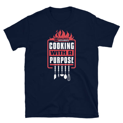 COOKING WITH A PURPOSE Unisex T-Shirt - Beats 4 Hope