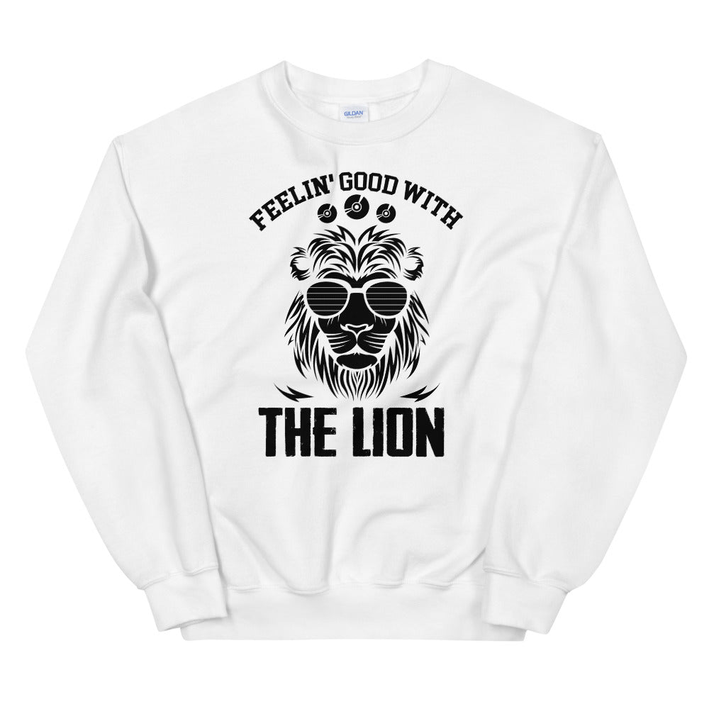 DJ LEO 'THE LION' Sweatshirt - Beats 4 Hope