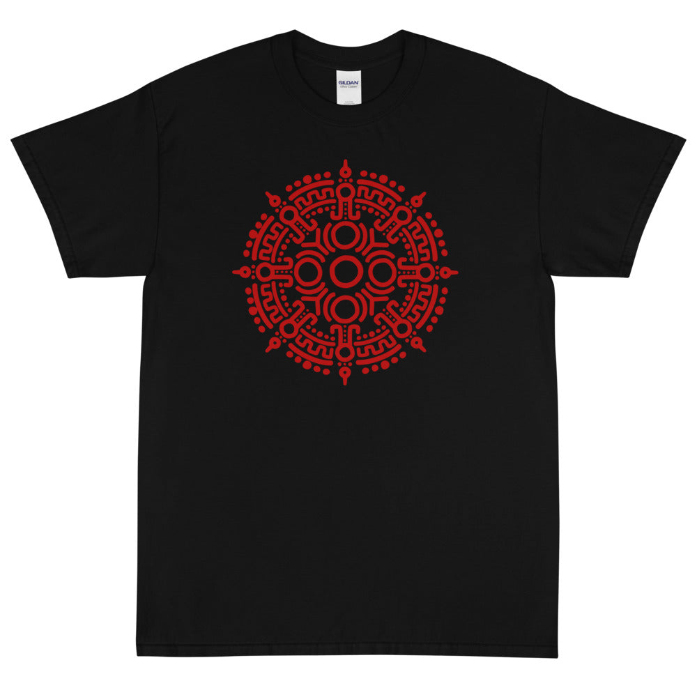 AZTEC TRIBAL MEN'S X T-Shirt
