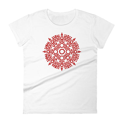 Aztec Tribal Women's T-Shirt - Beats 4 Hope