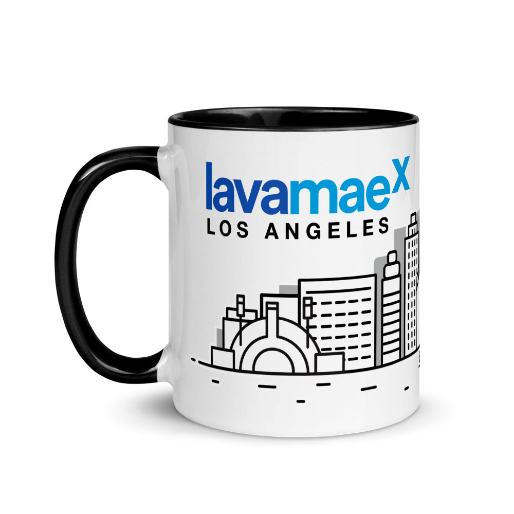 LAVA MAE X  LOS ANGELES MUG - Beats 4 Hope