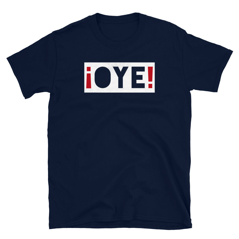 ¡OYE! Short-Sleeve Unisex T-Shirt - Beats 4 Hope