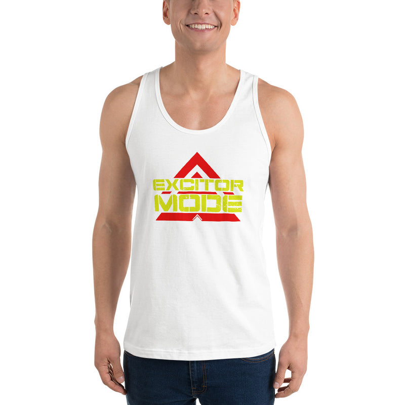 EXCITOR MODE Classic Tank Top - Beats 4 Hope