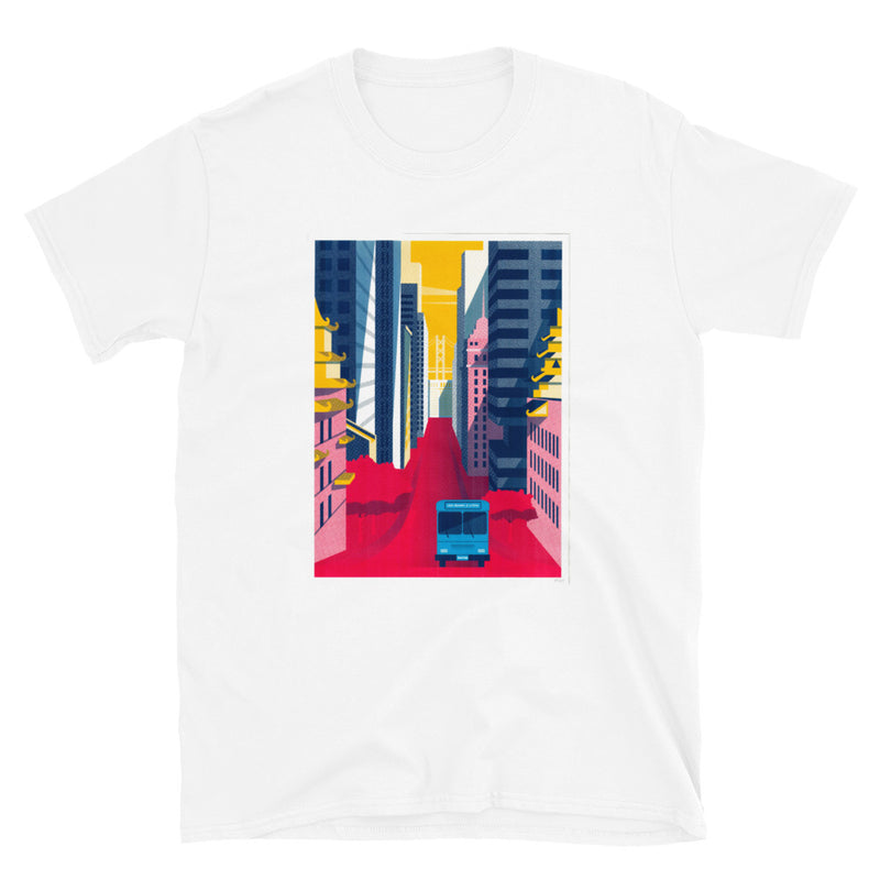 Lava MaeX SAN FRANCISCO SUNSET T-Shirt - Beats 4 Hope