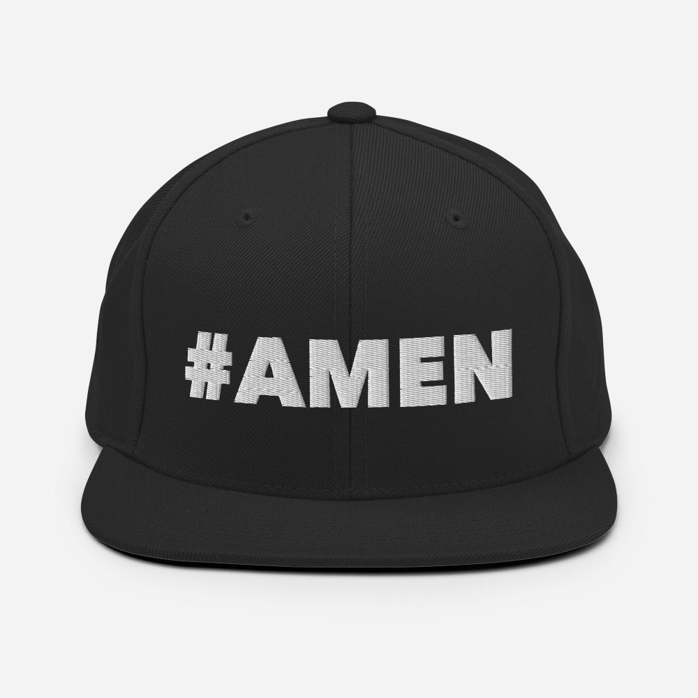 AMEN 1- Snapback Hat - Beats 4 Hope