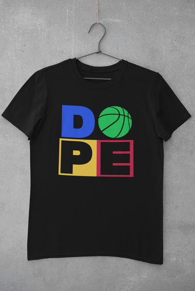 DOPE BASKETBALL Unisex T-Shirt - Beats 4 Hope