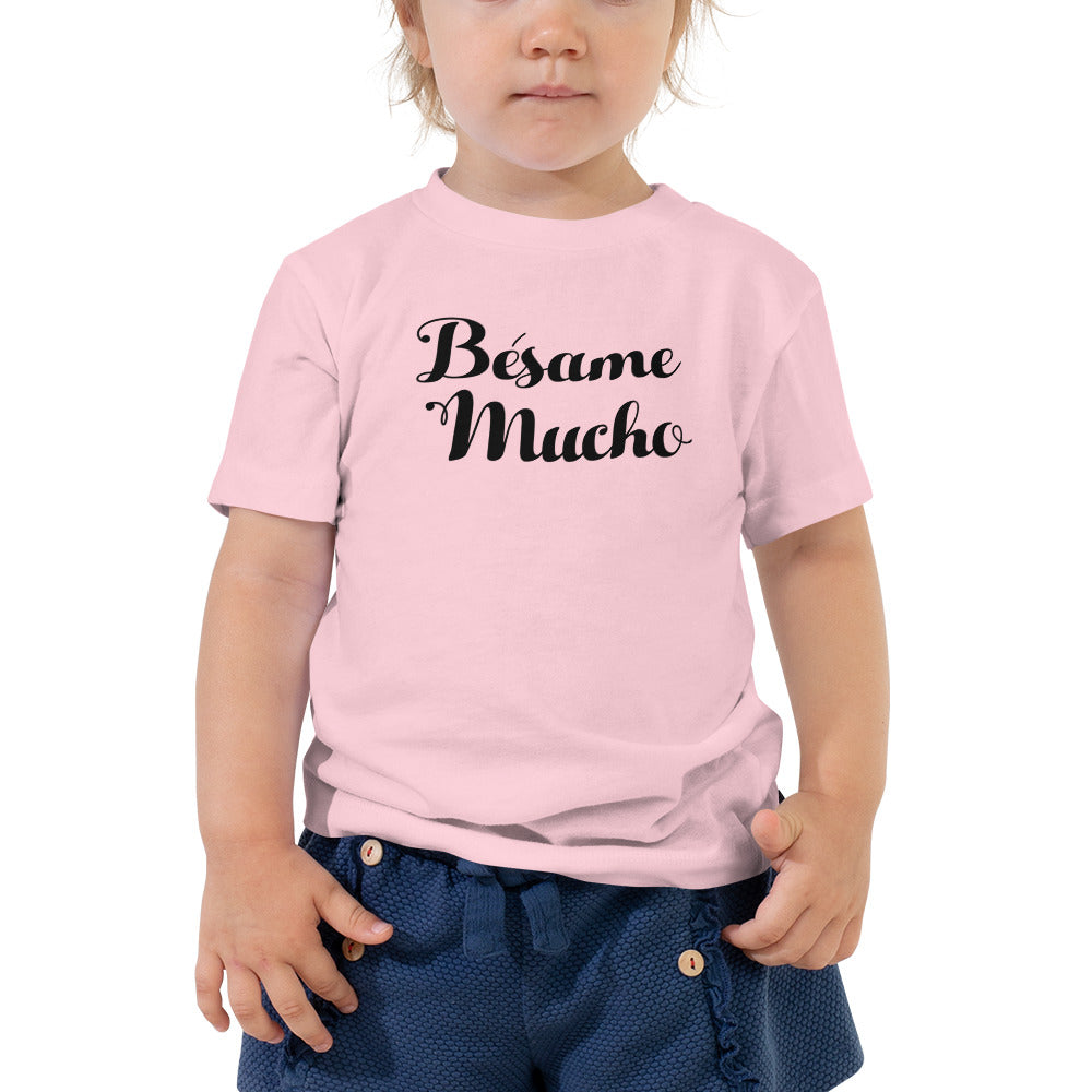 Bésame Mucho - Toddler Short Sleeve T-Shirt
