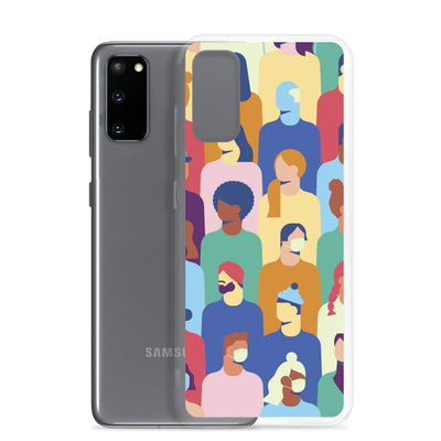 LavaMaeX -  People Samsung Case - Beats 4 Hope