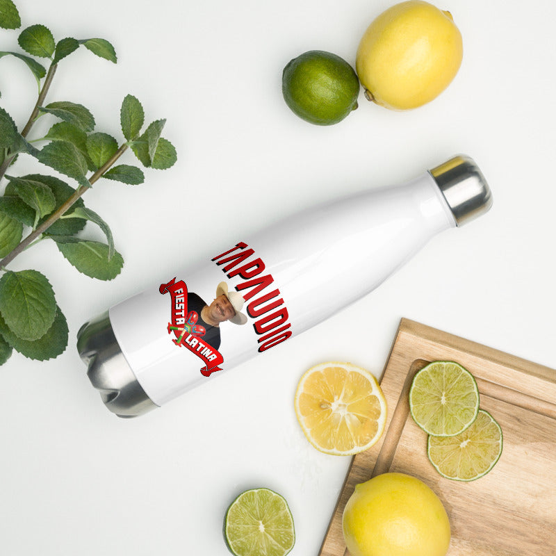 TAPAUDIO - Fiesta Latina - Stainless Steel Water Bottle