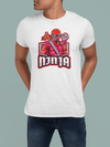 NINJA DJ Men's X T-Shirt - Beats 4 Hope