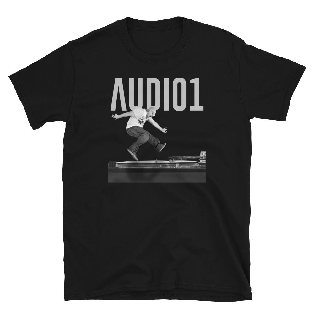 DJ AUDIO1 ON THE ONE Unisex T-Shirt
