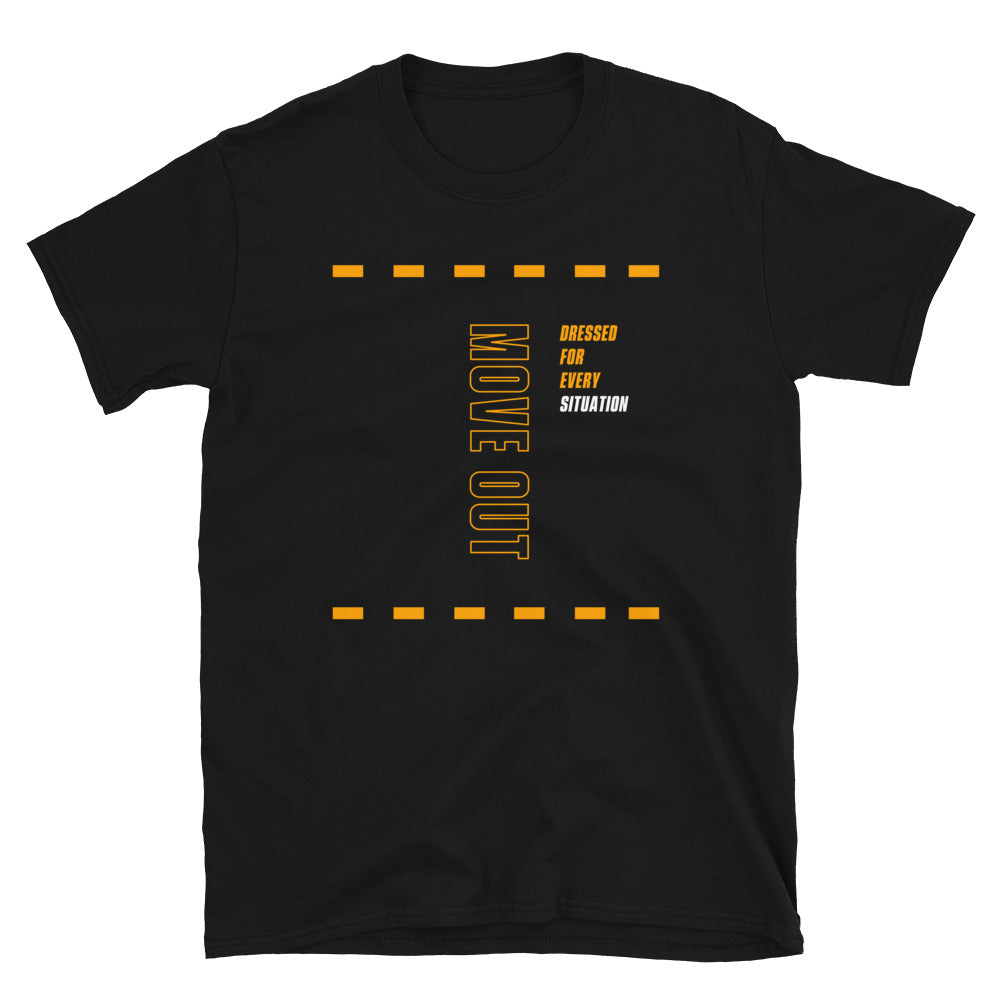 MOVE OUT - Short-Sleeve Unisex T-Shirt