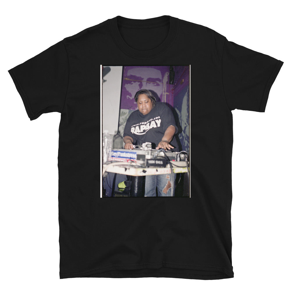 PAM THE FUNKSTRESS - Solo - Short-Sleeve Unisex T-Shirt