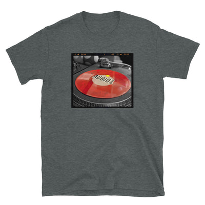 AUDIO1 RIGHT TURNTABLE Unisex T-Shirt - Beats 4 Hope