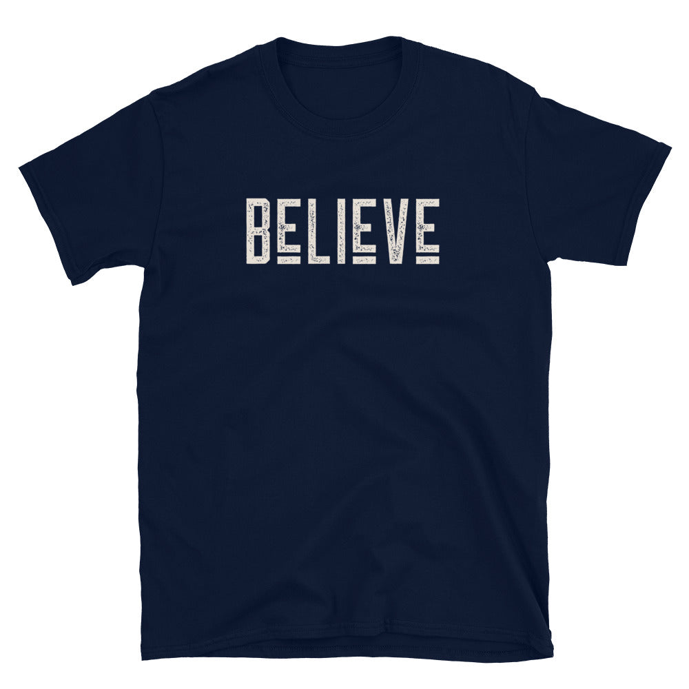 BELIEVE Short-Sleeve T-Shirt - Beats 4 Hope