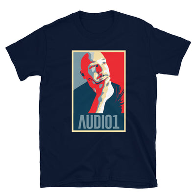 DJ AUDIO1 HOPE T-Shirt - Beats 4 Hope