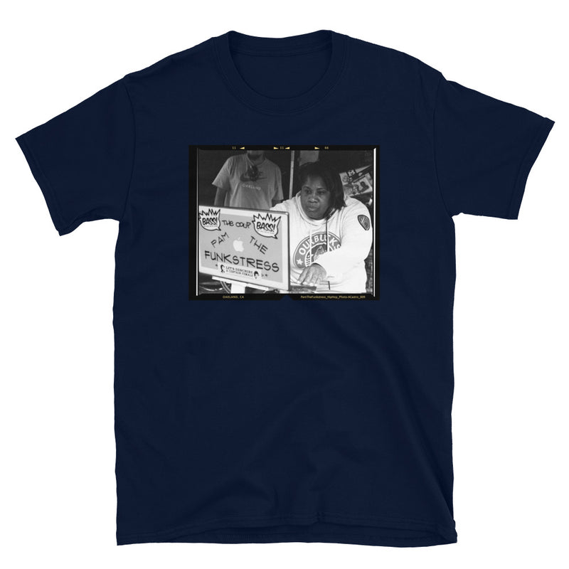 PAM THE FUNKSTRESS in the Park Unisex T-Shirt