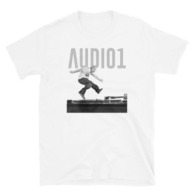 DJ AUDIO1 ON THE ONE Unisex T-Shirt - Beats 4 Hope