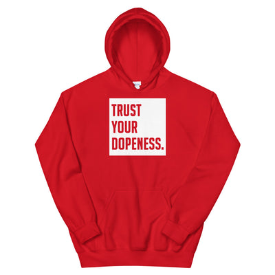 TRUST YOUR DOPENESS - Hoodie - Beats 4 Hope