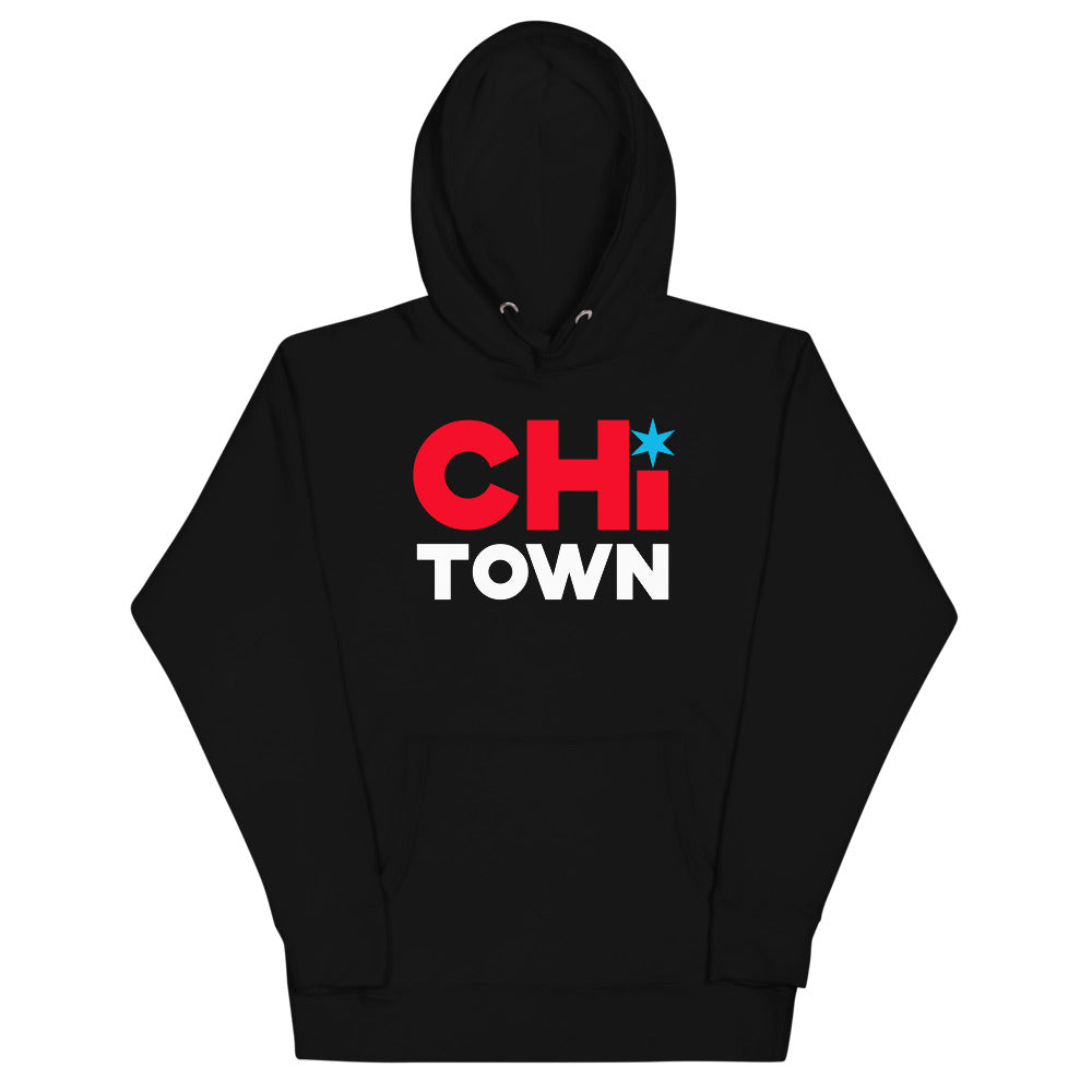 CHI TOWN  Supreme Hoodie